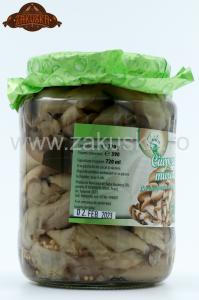Ciuperci murate cu tarhon 720 ml