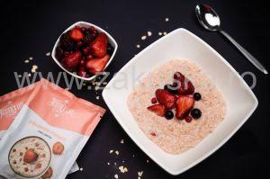 Porridge cu căpșuni 50 g