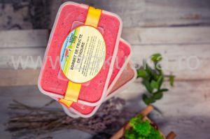 Sorbet artizanal de fructe de pădure 325 g