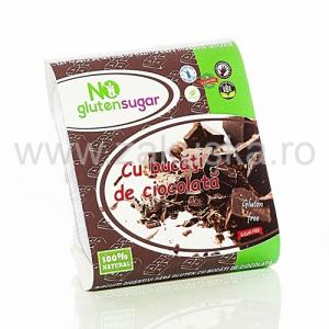 Biscuiți fără gluten cu ciocolată 100 g