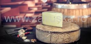 Brânză maturată peste 8 luni - Caritas Alba Iulia