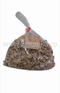 Tăiței de casă cu ouă de prepeliță V - secară și porumb 250 g