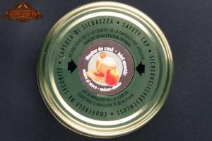 Muștar de casă miere și mere 212 ml
