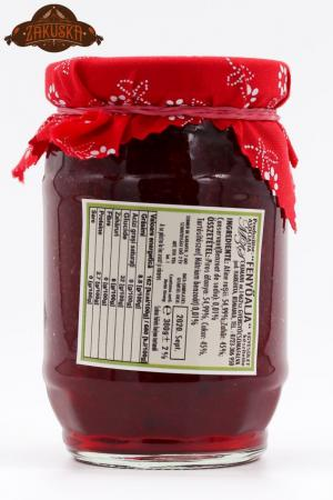 Gem de afine roșii amestecat la rece 300 g