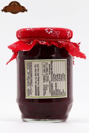 Gem de afine roșii 300 g