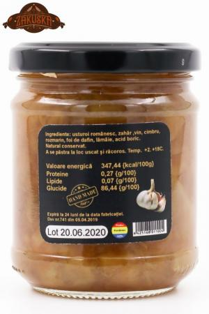 Dulceață de usturoi 200 g