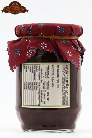 Gem de prune fără zahăr 300 g