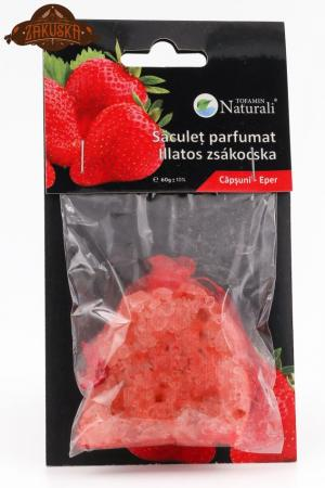 Săculeț parfumat Căpșuni