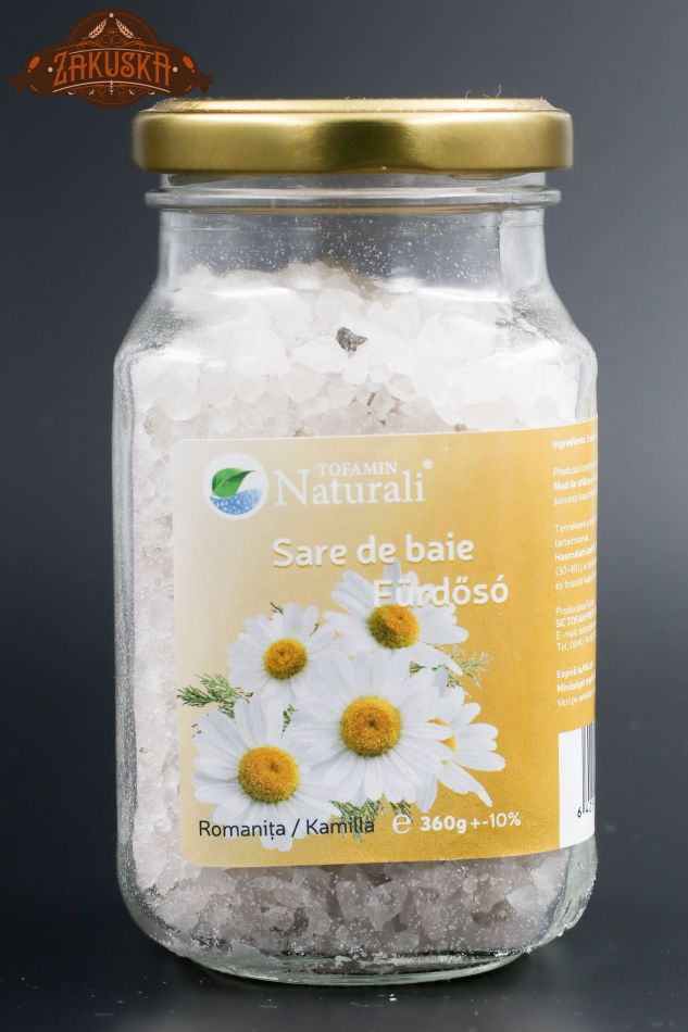 Sare de baie Romanița 360 g