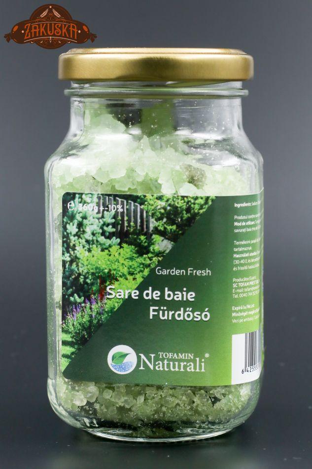 Sare de baie Garden Fresh 360 g