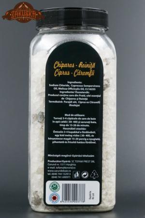 Sare de baie din Praid Chiparos - Roinița 900 g
