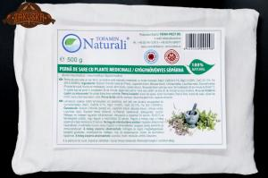 Pernă de sare cu plante medicinale 500 g