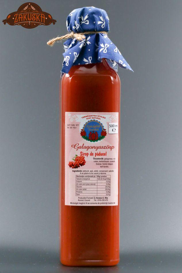 Sirop de păducel 500 ml