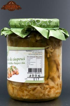 Sarmale de ciuperci 720 ml