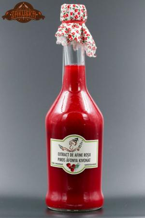 Extract de afine roșii 500 ml