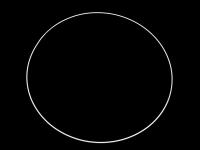 Cerc metalic pentru prinzător de vise, Ø50 cm