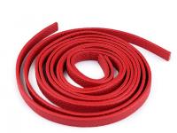 Curea pentru mânere / toarte geantă 10mm-roșu