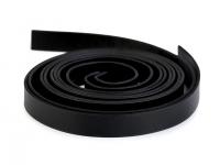 Curea pentru mânere / toarte geantă 2mm-negru