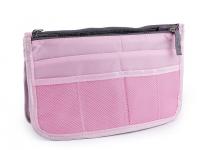 Organizator geantă, 16x27 cm -roz