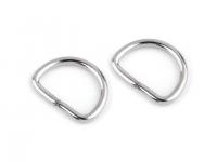 Inel Metalic Dreptunghiular 12 mm