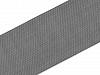 Elastic lat, lățime 55 mm-gri