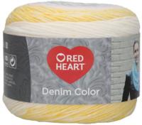 Red Heart Denim Color -00003