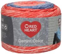 Red Heart Denim Color -00005