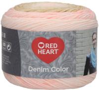 Red Heart Denim Color -00006