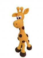 Figurina crosetata girafa G