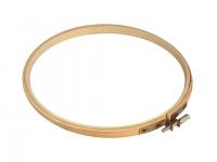 Gherghef broderie, Ø19,7 cm bambus