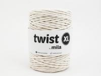 Sznur Twist XL 5 mm ecru
