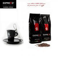 Cafea boabe - Expresso Black aroma intenso
