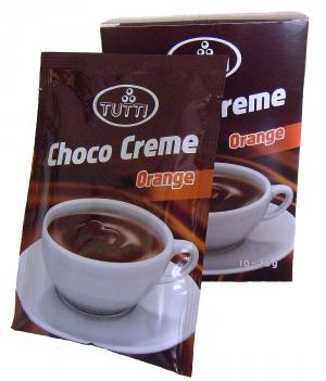 CreamChocolate TUTTI Choco Creme Orange