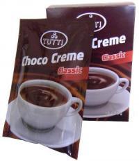 Ciocolată caldă densă - Cremă Neagră