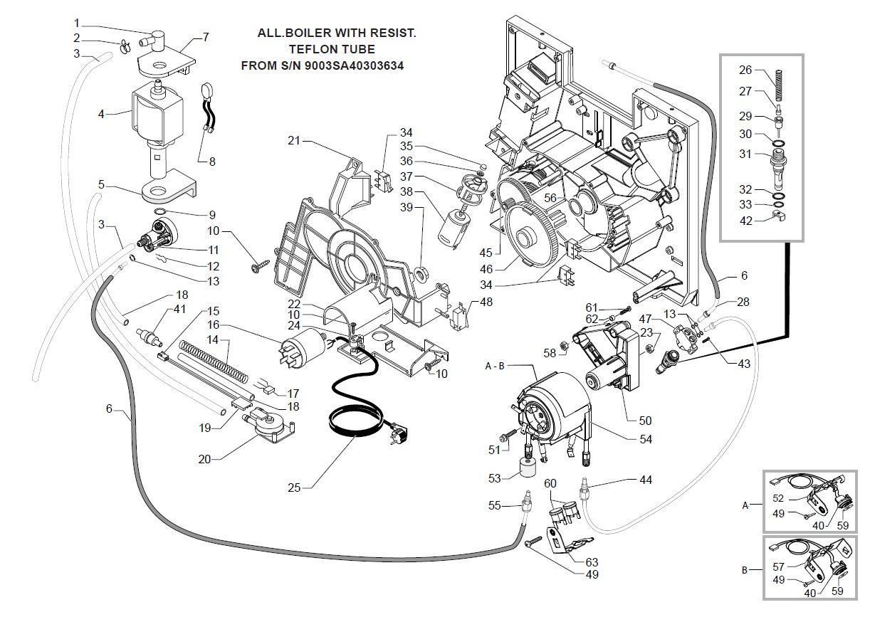 3 Boiler_InoxTeflonTube-Componente