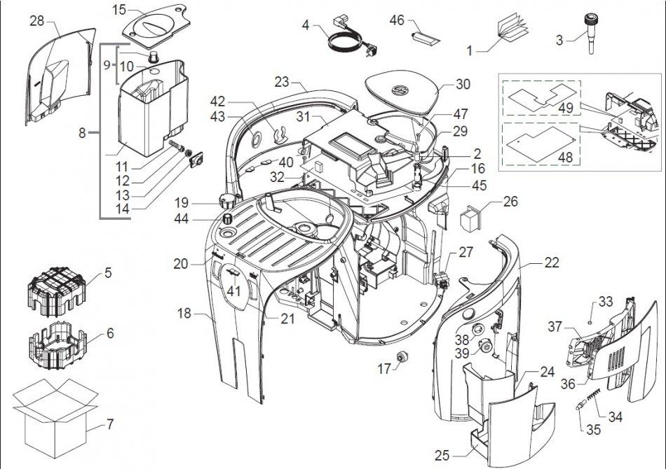 Carcasa-Componente
