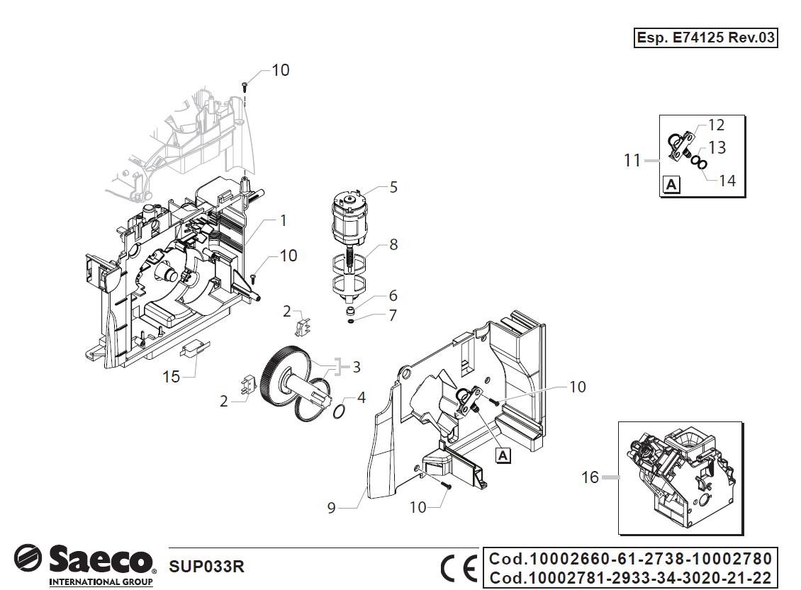 Motoreductor_Grup Componente