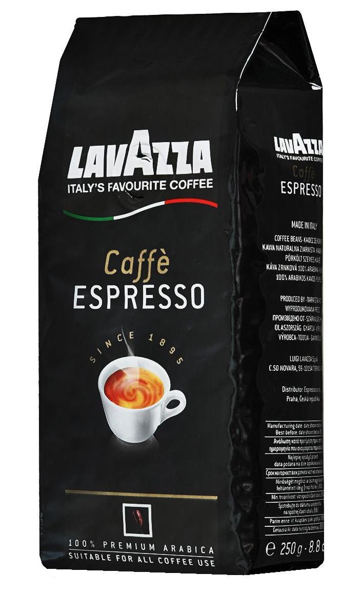 caffe espresso 100 arabica