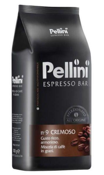 pellini espresso N9 cremoso 1kg
