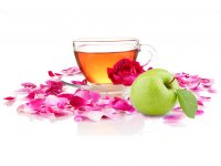 Ceai Infuzie - Apple Rose