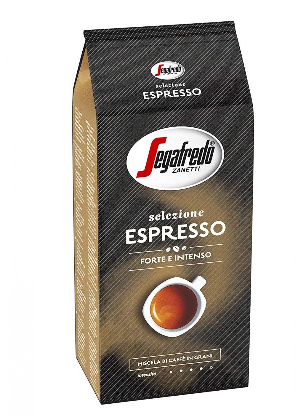segafredo selectione espresso