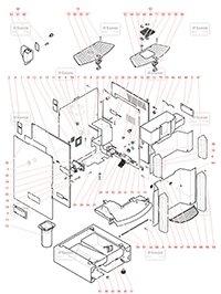 Carcasa - Componente