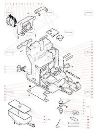 Structura Interioara - Componente