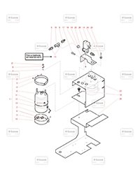 Boiler Instant - Componente