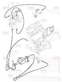 Circuit Hidraulic Instant - Componente