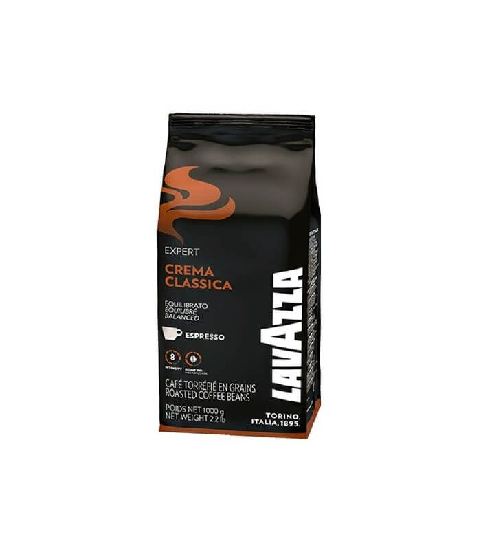 Cafea boabe-Lavazza Expert Crema Classica 1 kg