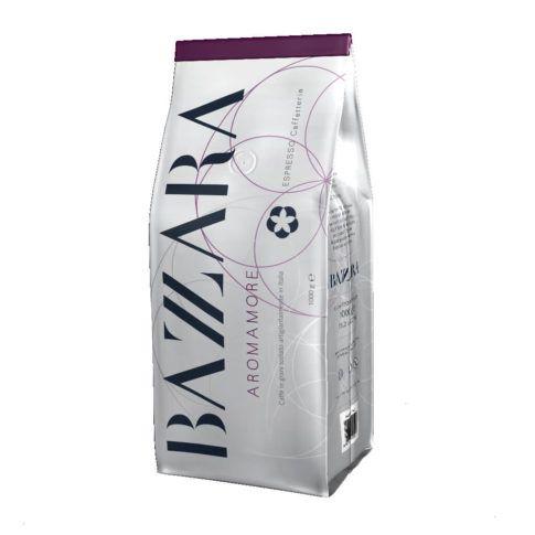 Cafea boabe Bazzara Aromamore 1 kg