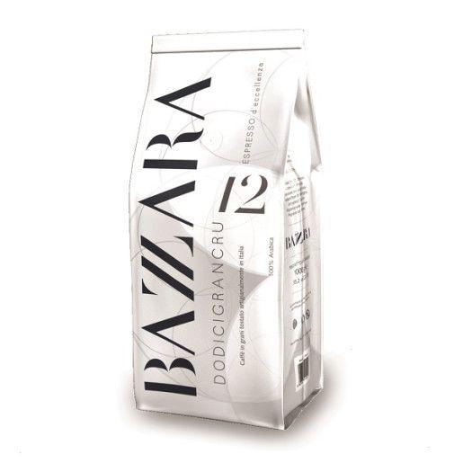 Cafea boabe Bazzara Dodicigrancru 1 kg