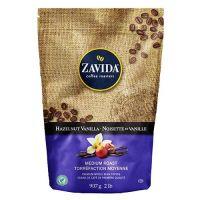 Cafea Zavida vanilie si alune de padure  907 gr