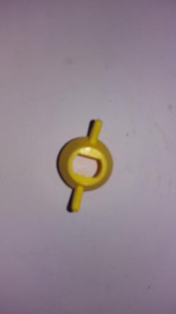 Capac diuza galben